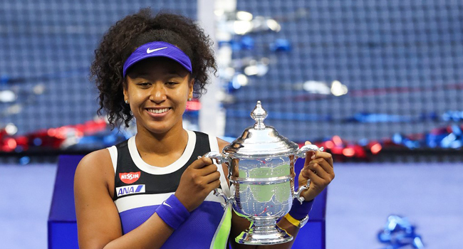 Osaka Naomi Thrash Azarenka 1-6, 6-3, 6-3 To Clinch The US Open Grand Slam Third Times