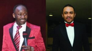 Apostle Suleman warns Daddy Freeze over his apologize to Bishop Oyedepo