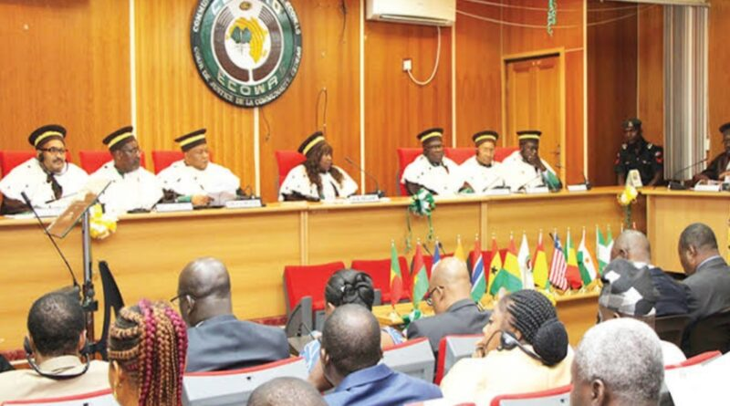ECOWAS Court Orders FG To Compensate Biafrans