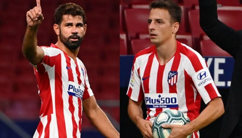Diego Costa and Santiago Arias tests positive for COVID-19
