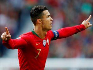 Ronaldo Finally Complete Man United Medical Fitness