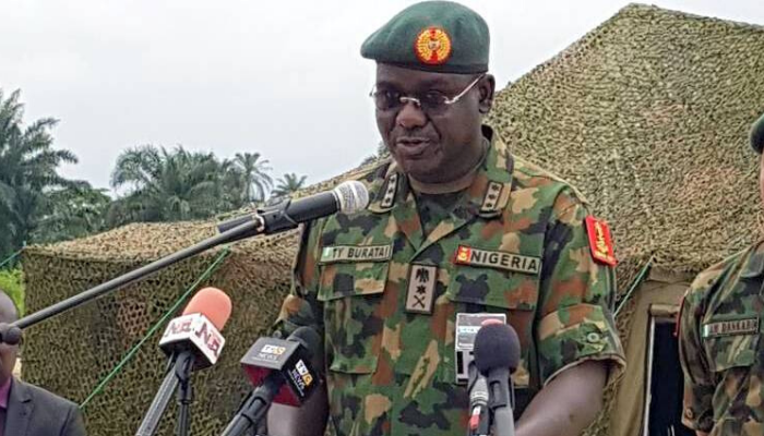 Buratai sends a strong warns to Biafra, Oduduwa agitators in the country