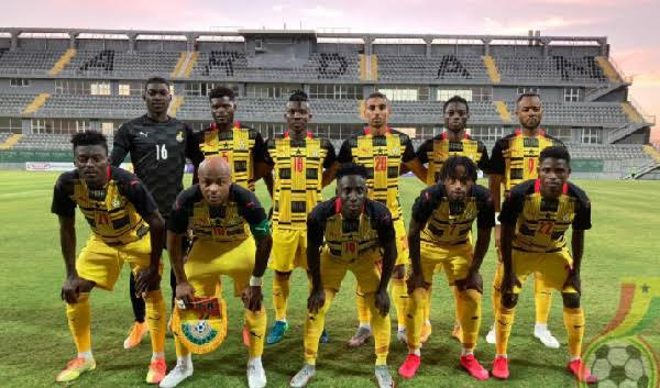 Watch Ghana vs Sao Tome and Principe Live Streaming