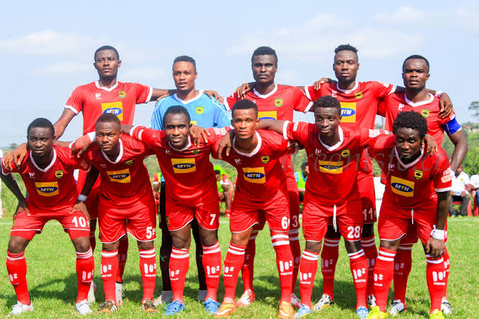 GPL: Elmina Sharks vs Asante Kotoko Football Live Streaming