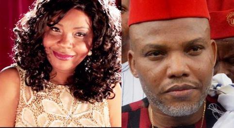 Biafra: Amaka Ekwo resigns, See what she said about Nnamdi Kanu