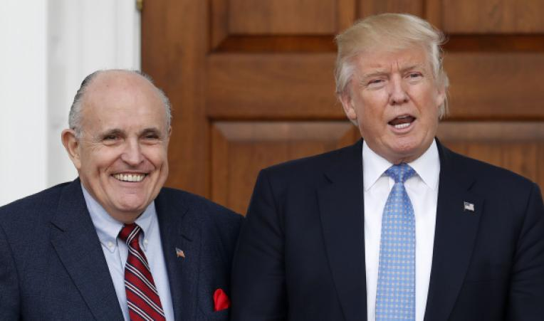 Trump's personal lawyer, Giuliani tests positive for COVID-19