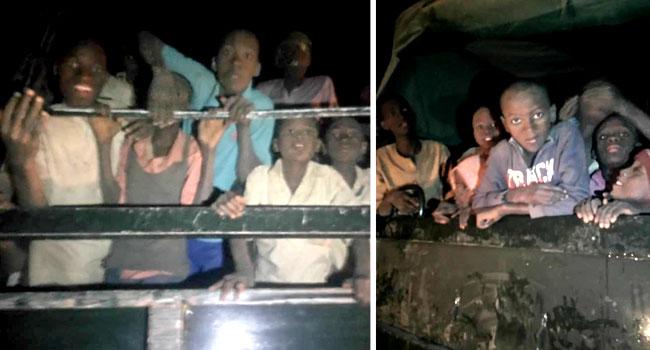 BREAKING: Over 300 Schoolboys Abducted in Katsina Released