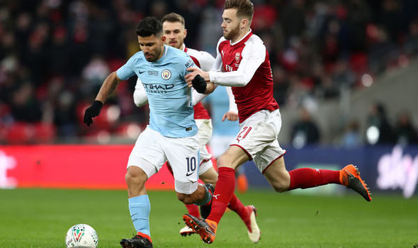 Arsenal vs Manchester City: Live Stream, TV Channel/How to Watch Live