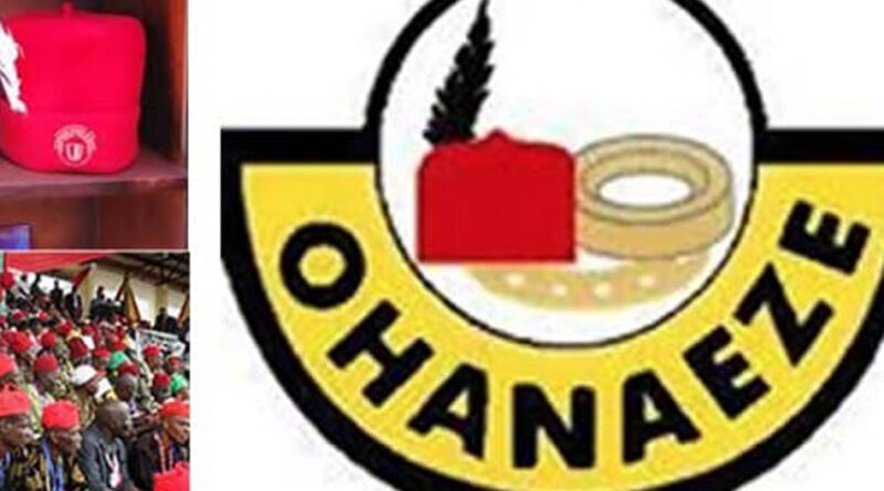 Ohanaeze warns FG, asked to removed IPOB from terrorist list
