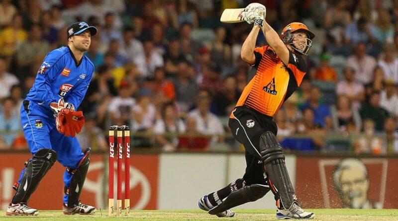 Cricket Live! Watch Perth Scorchers vs Adelaide Strikers Live Stream