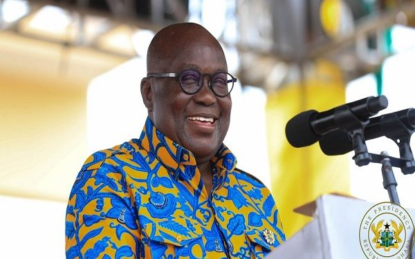 Just In: Akufo-Addo re-elected as Ghana's president