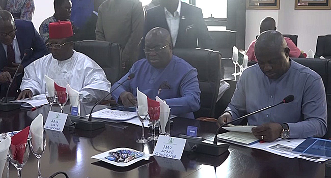 Southeast Governors rejects IPOB's Security Network- Give reasons
