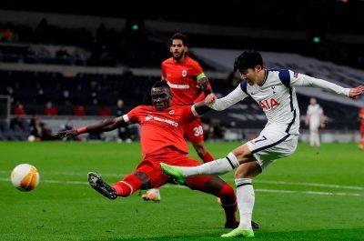 Watch Tottenham vs Ferreira Live Streaming, Kick-off 19:45 Hrs BST