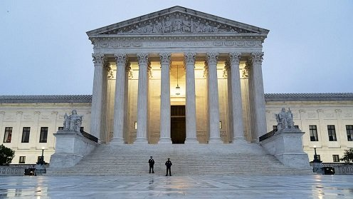 Supreme Court rejects bid to Biden's victory in Pennsylvania