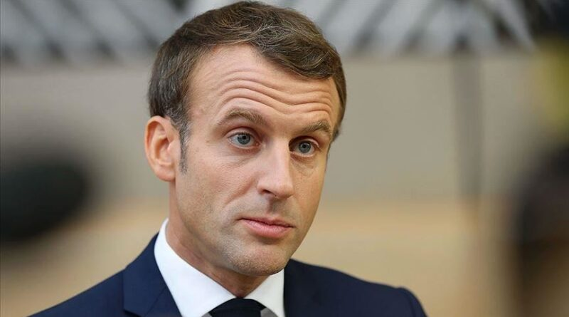 BREAKING: Emmanuel Macron tests positive for COVID-19
