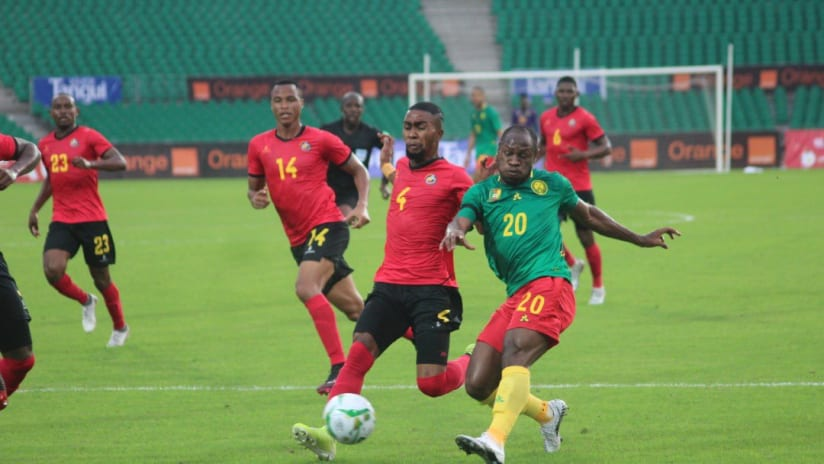 Cameroon vs. Mozambique Live: Live broadcast TV, live streaming, radio
