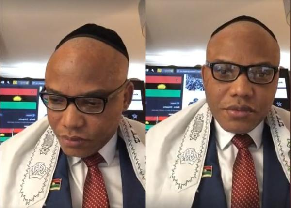 An Open Letter To Nnamdi Kanu To Dissolve ESN Following Buhari's Order