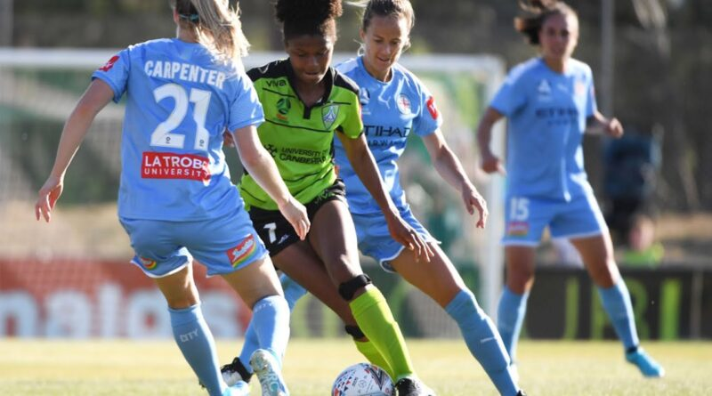 Watch Canberra United vs Melbourne City Live Streaming