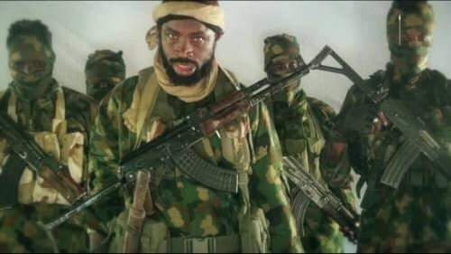 Have you ever watched a video of Shekau speaking English?