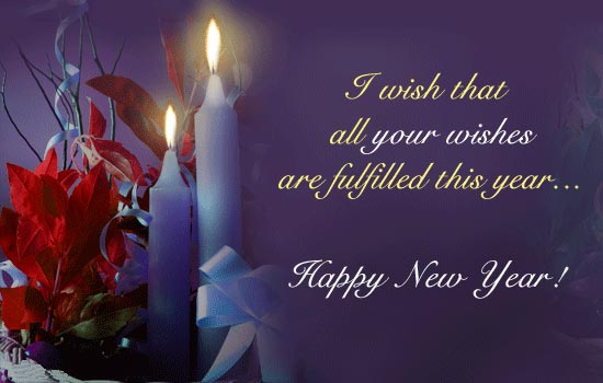 New Year Wishes 2021 To Family and Friends