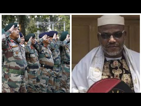 139 IPOB Members To Be Trained By Israeli Military In 2021...