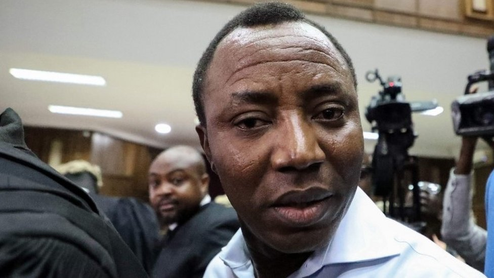 Just In: Court grants Sowore N20m bail, others N1m each