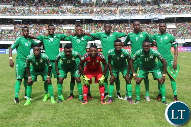 Watch Zambia vs Niger Football Live Stream- Int'l Friendlies