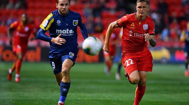 A-League: Adelaide United vs Central Coast Mariners Live Streaming