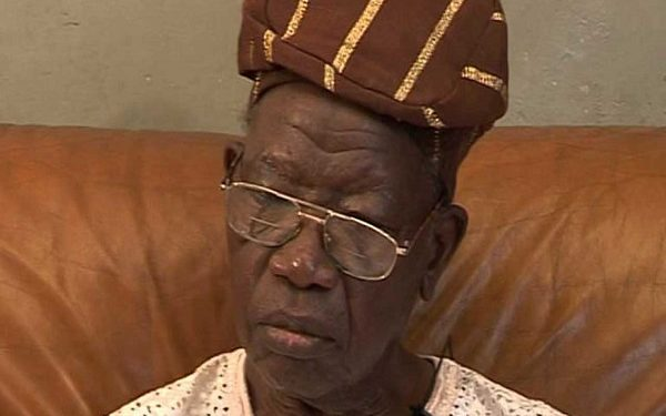 BREAKING: Former Lagos Governor, Jakande Is Dead