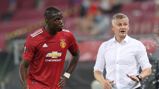 Solkjaer reveals Paul Pogba's future at Manchester United, saying...
