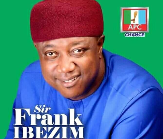 BREAKING: Ibezim swears-in as senate representing Imo-North Senatorial District