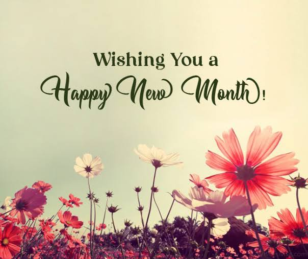 Happy New Month Prayers, Wishes, Messages to Madam, Sir