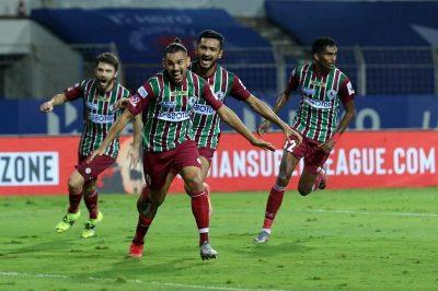 Link Live Streaming ATK Mohun Bagan vs Bashundara Kings, Kick-off 12:00 pm