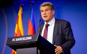 Barcelona in Debt of €1.35 billion, Club President Joan Laporta Revealed