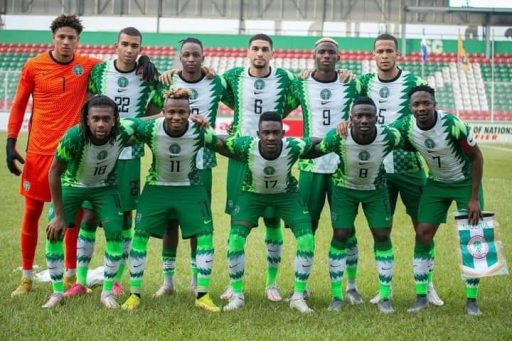 Live Commentary: Central African Republic vs Nigeria WCQ 2022 Qualifying Match