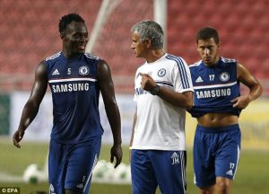 Flashback: A day like this 2005, Michael Essien joins Chelsea