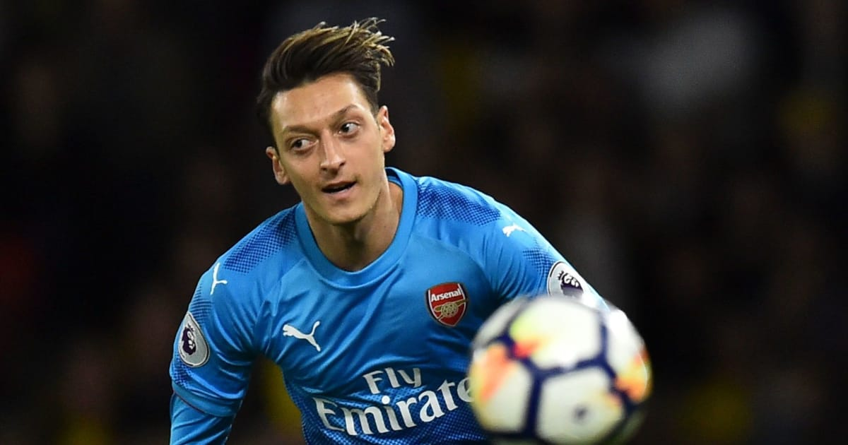 Mesut Ozil: Happy Birthday to one of those best gunners we use to have